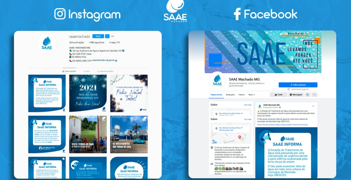 SAAE - SOCIAL MEDIA - CASES - MZZI THINK DIGITAL